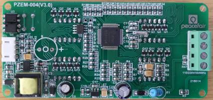 PZEM-004 board back (without buzzer)