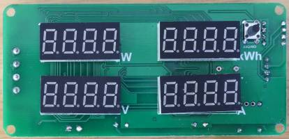 PZEM-004 board front